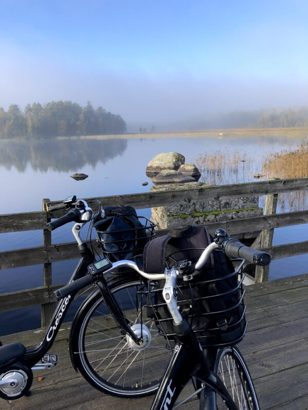 Find your Swedish roots on bikes package south smaland