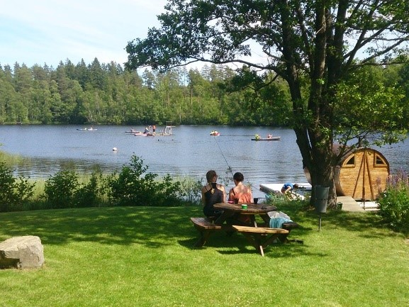 fun family learning holidays in Sweden